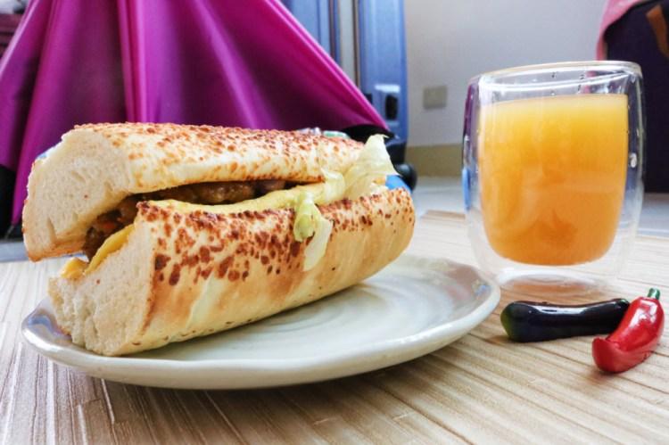 內湖早餐裘莉早餐屋 經典帕瑪森軟法意外美味