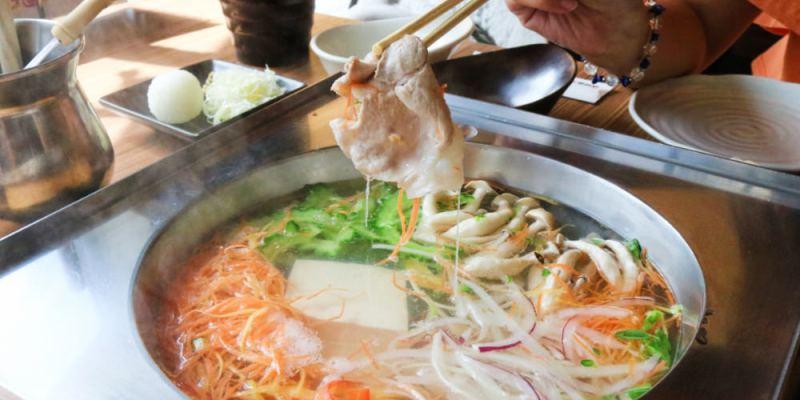 沖繩阿古豬專賣想吃鍋與炸豬排就在 我那霸豚肉店