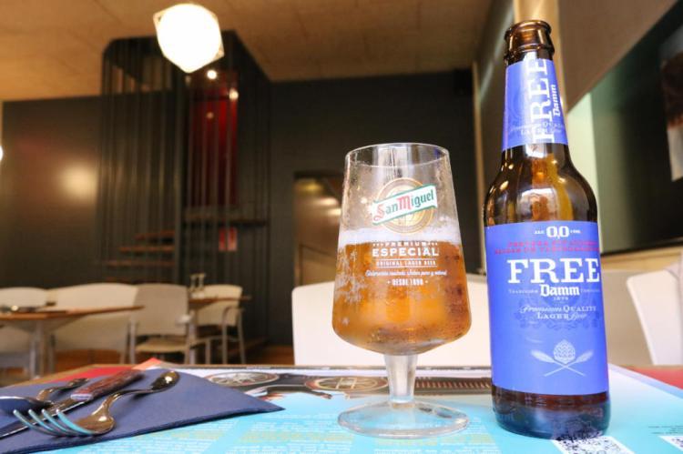 西班牙啤酒好便宜 千杯不醉無酒精啤酒一樣好喝