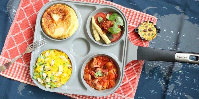 食譜|西班牙蛋餅 西班牙燉飯 白酒燉香腸 NEOFLAM 烹飪神器