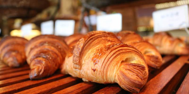《台中》拉波兒麵包 蜂蜜吐司 可頌太好吃 真材實料人氣麵包