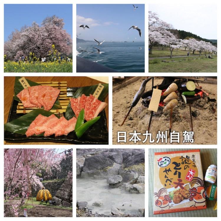九州自駕預算 賞櫻溫泉之旅行程路線飯店懶人包