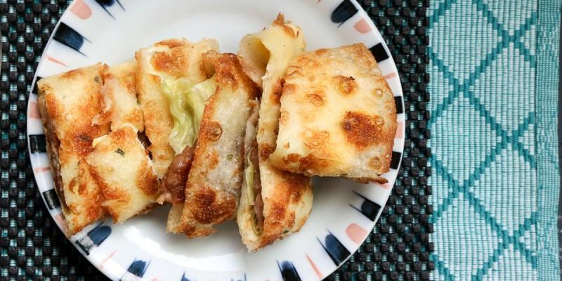 內湖早餐 人氣蛋餅不只有阿枝 日久阿囉哈早餐好好吃