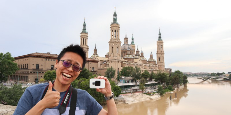 歐洲網路分享器travelwifi 旅行上網商務追劇團體出遊