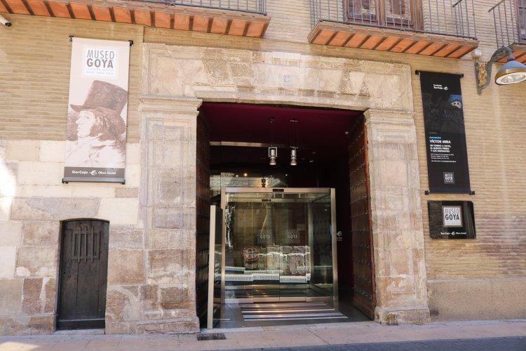 西班牙薩拉戈薩景點戈雅博物館 付費入場也值得