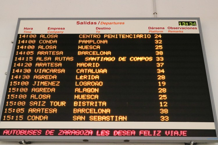 西班牙巴士怎麼搭 ALSA線上訂票現場買教你看票須知(附塞維亞到隆達
