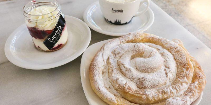 西班牙巴塞隆納甜點Escriba推薦美味要選對