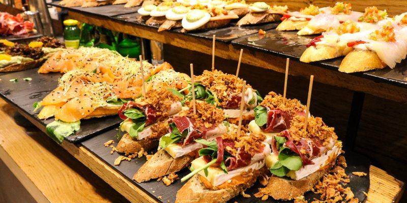 聖塞巴斯提安美食 酒吧Pinchos小吃Sirimiri