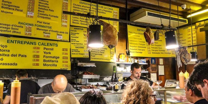 在西班牙一個人吃飯很奇怪嗎?一個人覓食燉飯燉麵的點餐指南