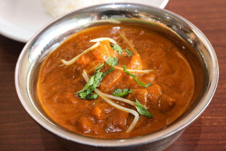 內湖印度菜 印度香料廚房Mirchi Masala有潛力