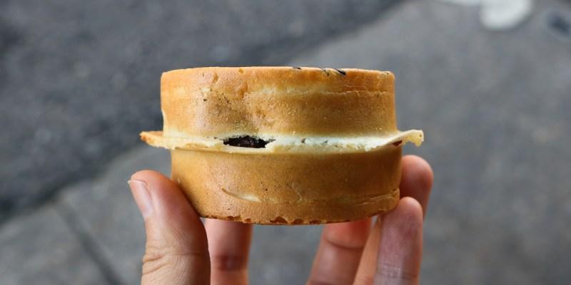 內湖下午茶 有時候紅豆餅 爆漿不夠看的文青口味