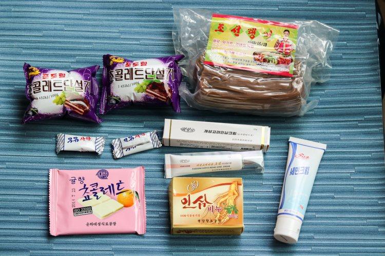 北韓伴手禮 平壤冷麵春香牌 北朝鮮比想像中進步流行