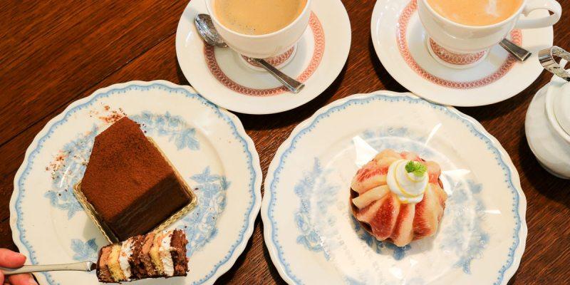 長崎美食石疊巧克力蛋糕 CLOVER實力派 來雲仙真好
