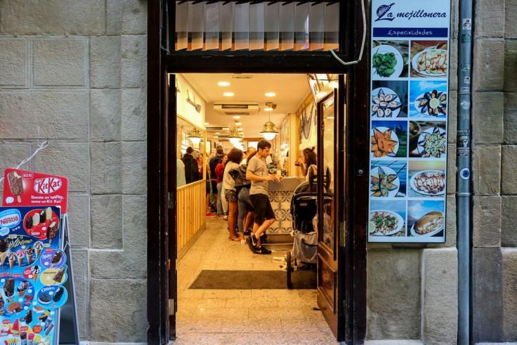 聖塞巴斯提安美食 酒吧小吃巡禮Pinchos淡菜一位難求