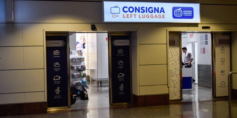 馬德里機場、阿托查車站 行李寄放置物實用指南