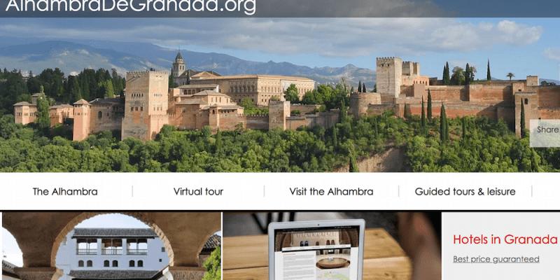 格拉納達阿爾罕布拉宮買不到票怎麼辦?西班牙世界遺產一定要線上買票