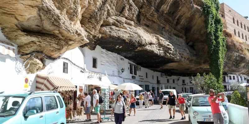 西班牙隆達懸崖山城&巨石小鎮塞特尼爾一日遊路線