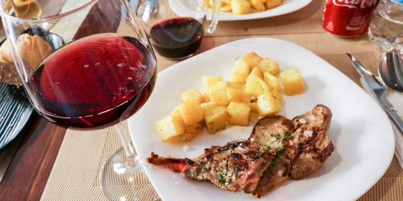 馬德里近郊埃納雷斯堡餐廳La Bistró Cervantina每日特餐超級棒