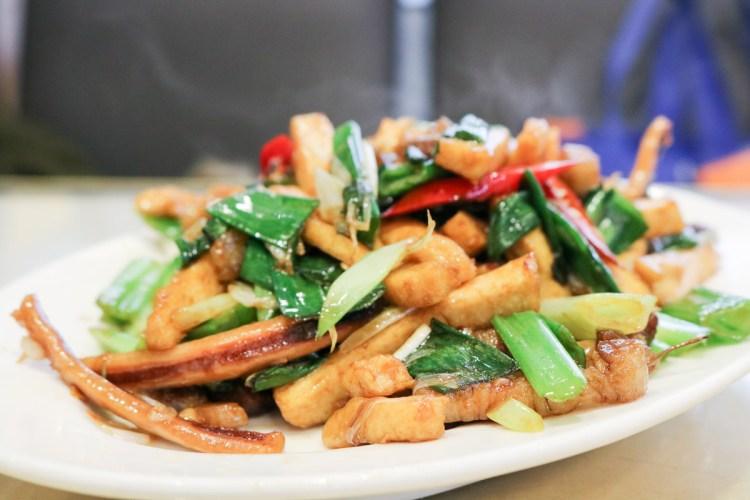 台北品冠客家小館 松山區平價客家菜聚餐合菜還送水果甜點招待