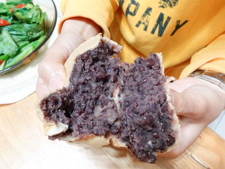 台北內科爆餡紅豆餅 青畑九號豆製所 內湖紅豆餅跟口罩一樣難買