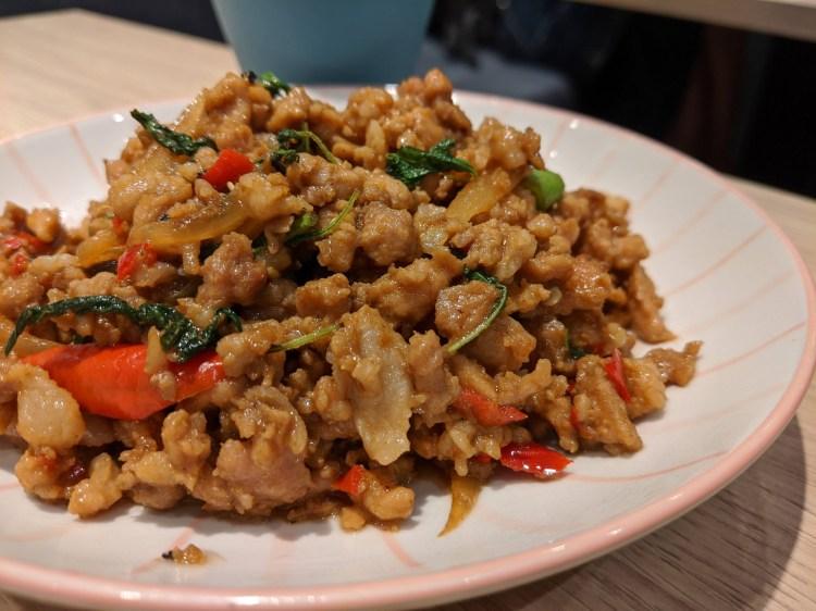 內湖泰式料理P ming Thai泰式廚坊 甜點網美風其實是好吃泰國菜