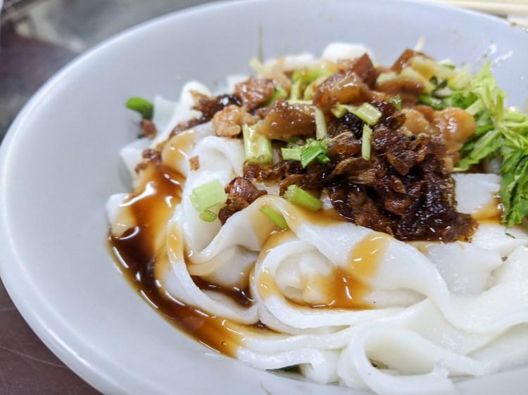 新竹關西美食 原味平價小吃客家小炒客家粄條超好吃