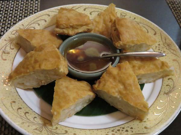 《台北》暹廚 泰式料理。不用特地花大錢也能吃到精緻泰國菜