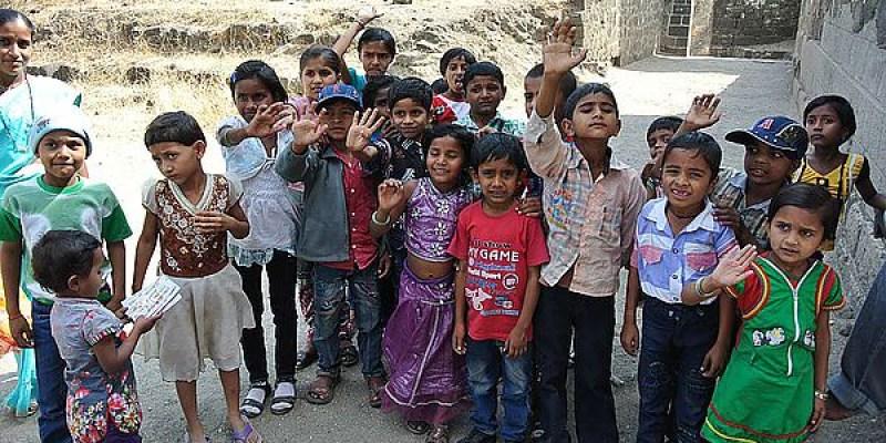 奇幻西印Day10 奧蘭卡巴 Daulatabad Fort 典型印度風格堡壘~道拉塔巴德城堡