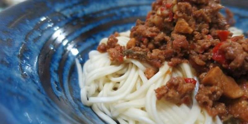 一個人的灶下 双人徐 獨居乾麵 Noodle Yummy Not Lonely 時尚吃麵心法