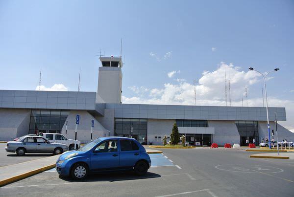 《南美》祕魯。白色城市。Arequipa。機場 Rodríguez Ballón International Airport
