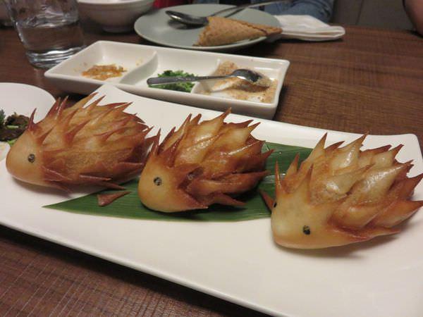 《台北》叁和院 台灣風格飲食參和院。帶得出場的創意台菜