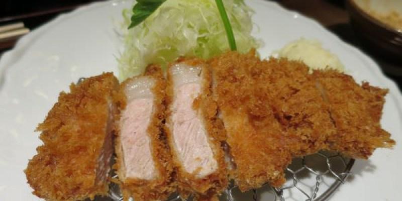 《日本》京都。名代とんかつ かつくら 名代豬排 三元豬值得一吃