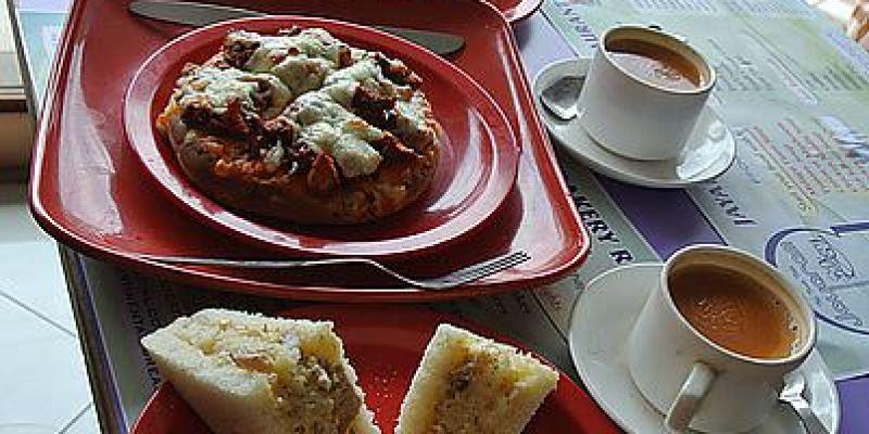 奇幻南印Day6 馬都萊 Jayaram Bakery 人氣麵包店也是餐廳
