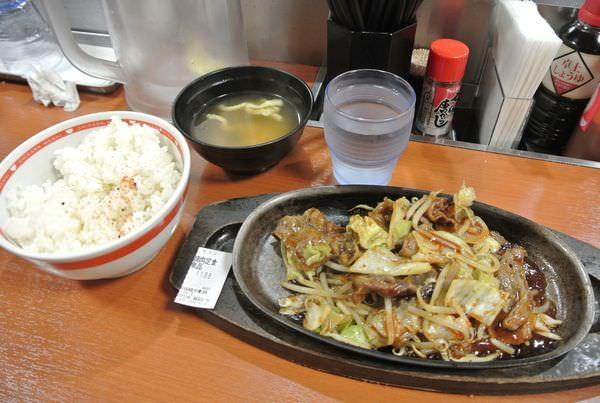 《日本》東京。東京チカラめし。力量飯。必吃俗又大碗的燒肉或炸雞