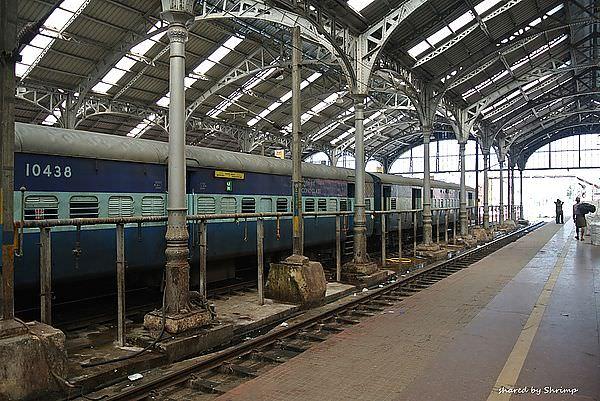 奇幻南印 印度國鐵IRCTC 果然會誤點就是會誤點 part1