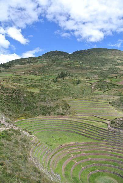 祕魯庫斯科Moray。馬里梯田印加人的智慧Pachamama