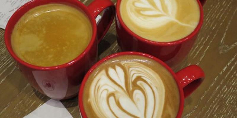 香港。太平洋咖啡。Pacific Coffee Company。不是非星巴克不可
