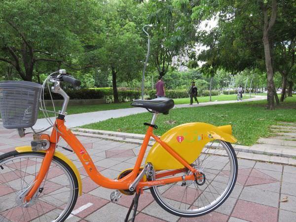 台中騎車路線iBike自行車兩天一夜鍛鍊身體趴趴走