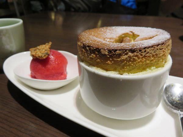 台北內湖 桐花 客家私房料理 內外兼備的法式舒芙蕾才是活招牌!