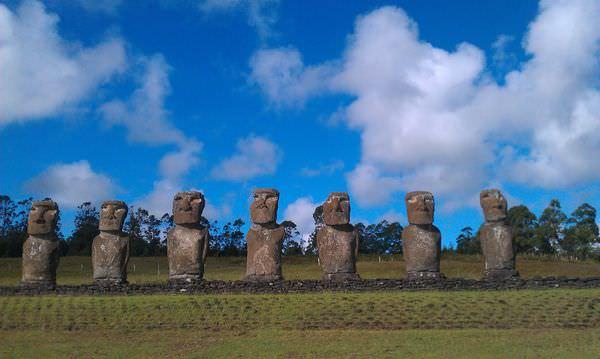 《南美》智利 復活島 Easter Island Rapa Nui 快給我gumgum
