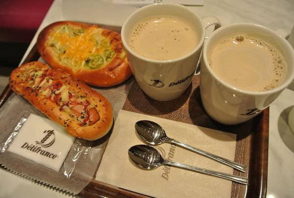 《日本》東京 Delifrance 咖啡烘培館 在skytree休憩的好所在