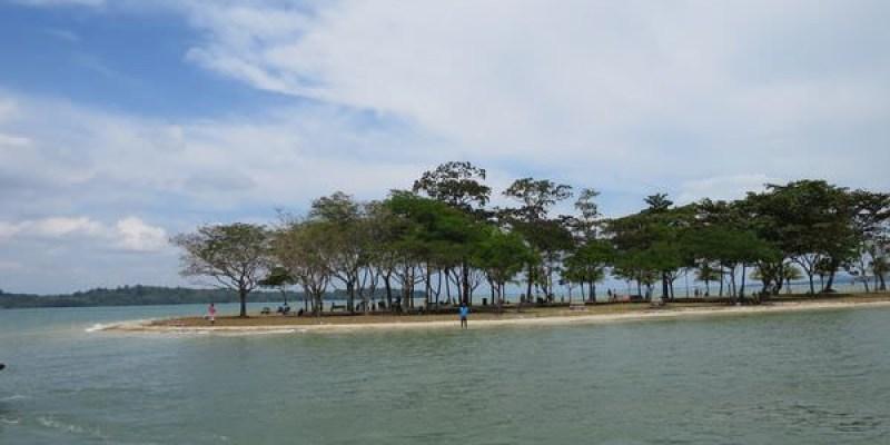 《新加坡》烏敏島 Pulau Ubin。不敢相信我就在新加坡騎鐵馬