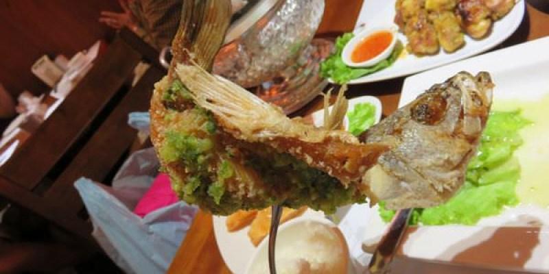 內湖台北泰 雲泰特色料理 高貴不貴好檔次泰國料理