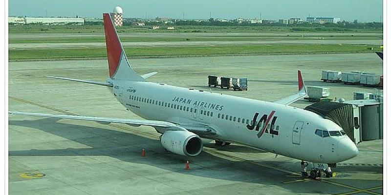 《日本》賞花遊日本 Day1-桃園機場->關西空港之日航享受之旅