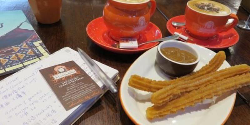 《澳洲》布里斯本 SAN CHURRO Charlotte Street 必吃下午茶