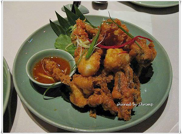 台北 愉快的泰式美食饗宴 喜來登 SUKHOTHAI