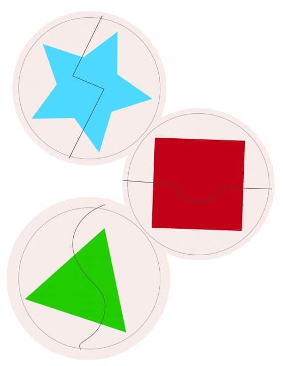 寶寶拼圖 形狀拼圖 cardboard puzzle cover
