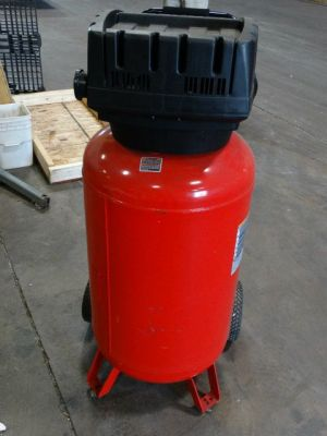 Used 51601 Husky 516051 33 Gallon Compressor