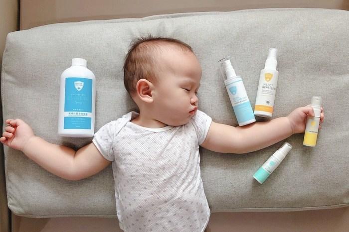 防疫防蚊!白因子肌膚清潔防護液&白因子派卡瑞丁防蚊液 完整心得