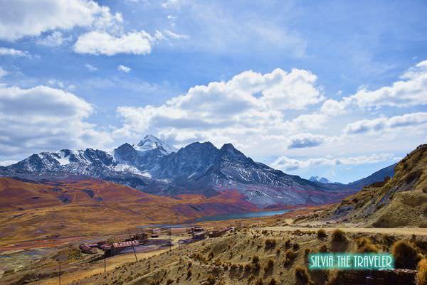 【玻利維亞】爬上6088M─Huyna Potosi 瓦伊納波托西山